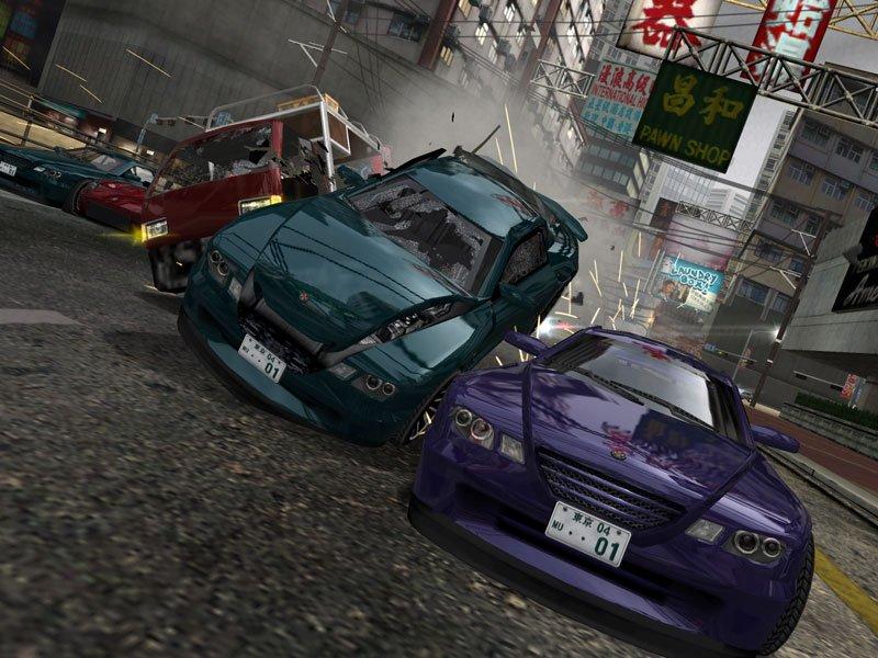 BurnoutRevenge PS2 Editeur 001