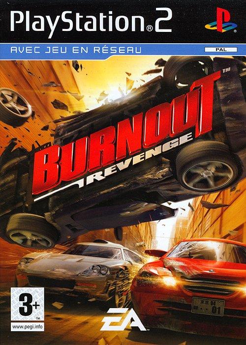 BurnoutRevenge PS2 Jaquette 001