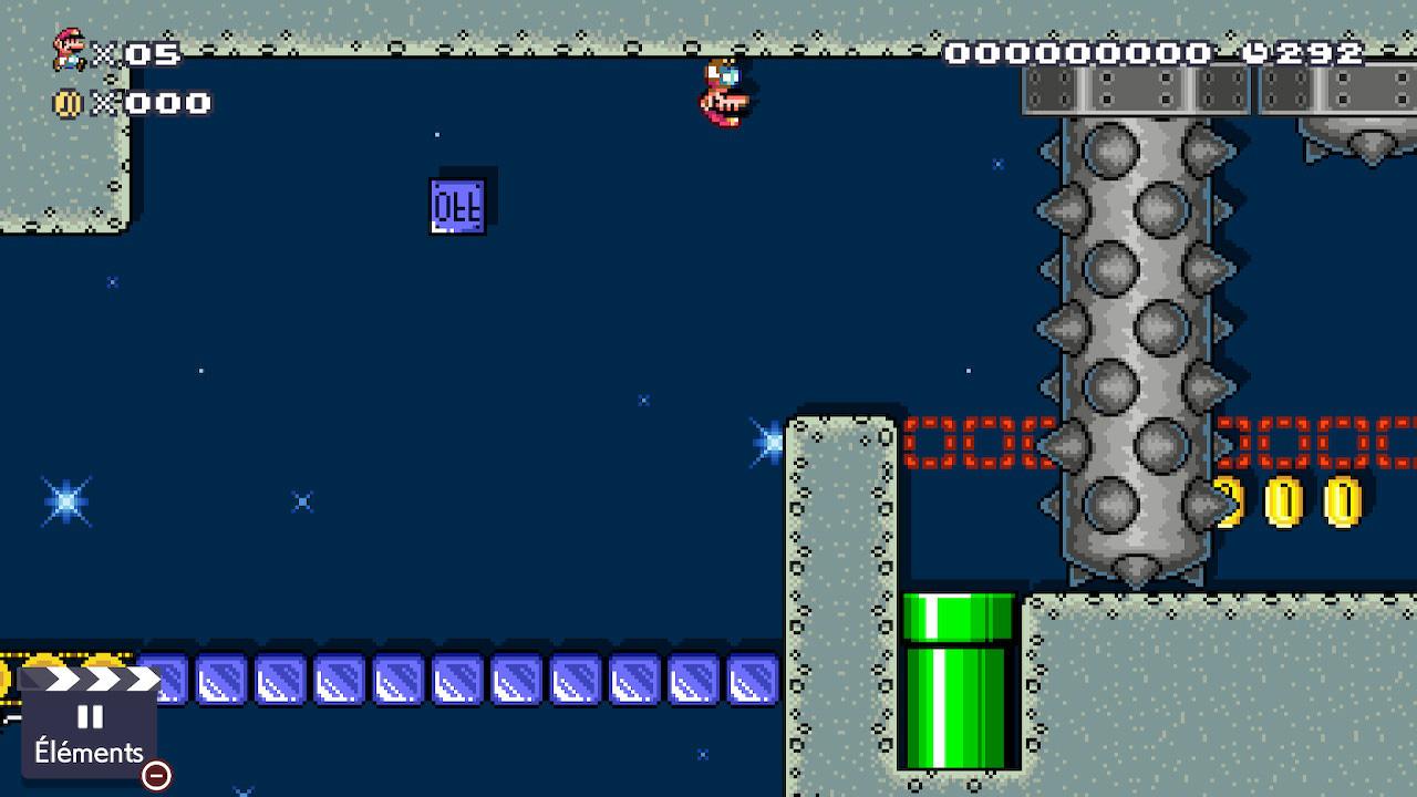 SuperMarioMaker2 Switch Test 004