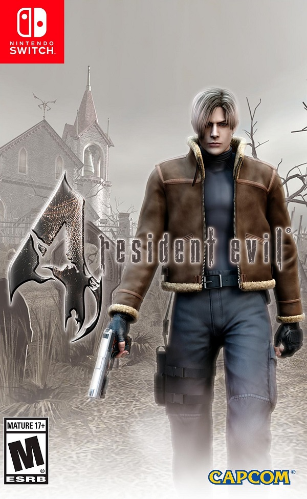 ResidentEvil4 Switch Jaquette 001