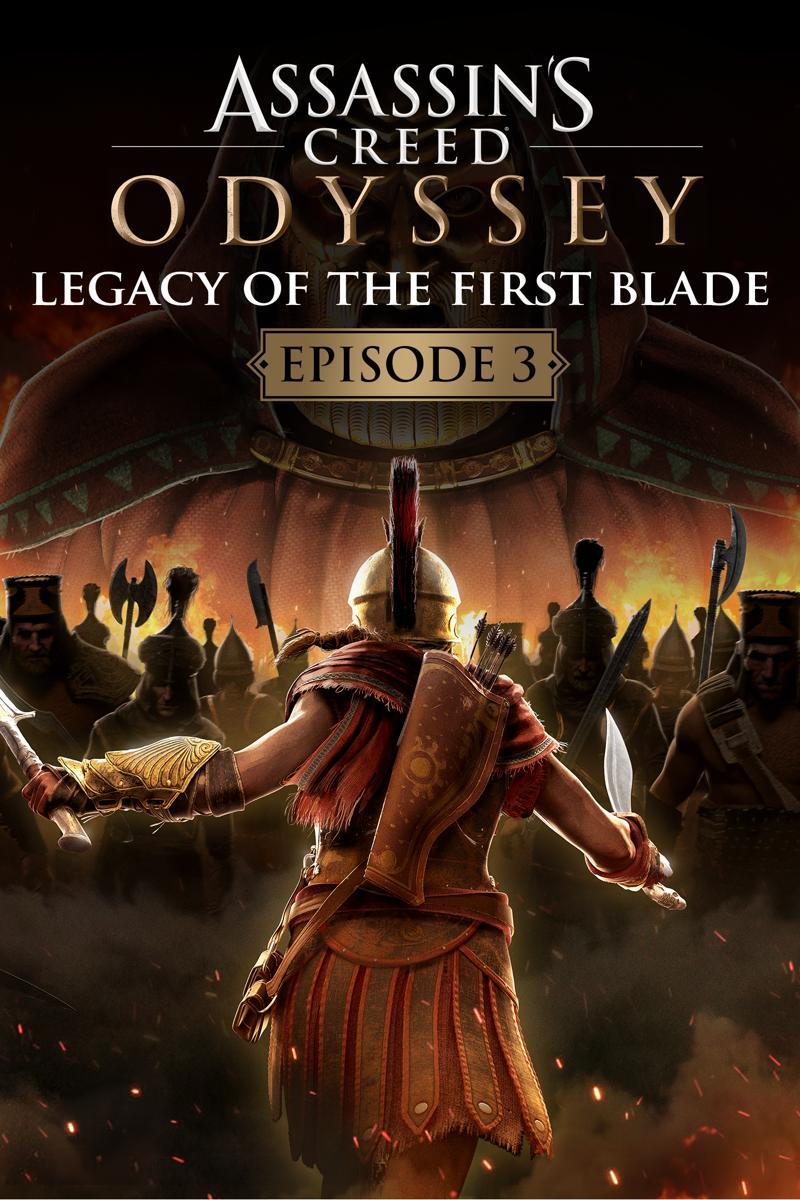 Assassin's Creed Odyssey : L'Héritage de la Première Lame - Épisode 3