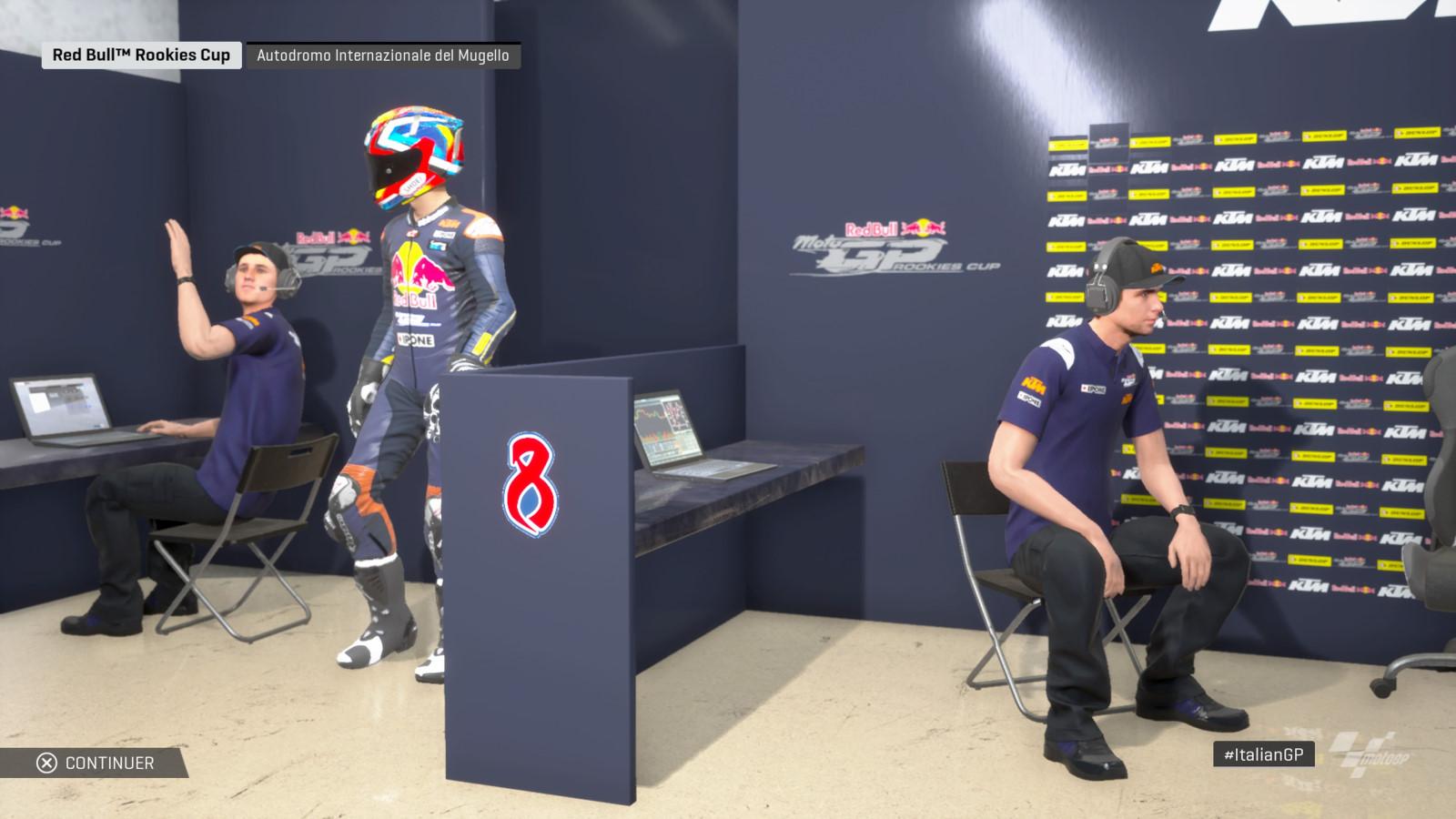 MotoGP19 PS4 Test 007