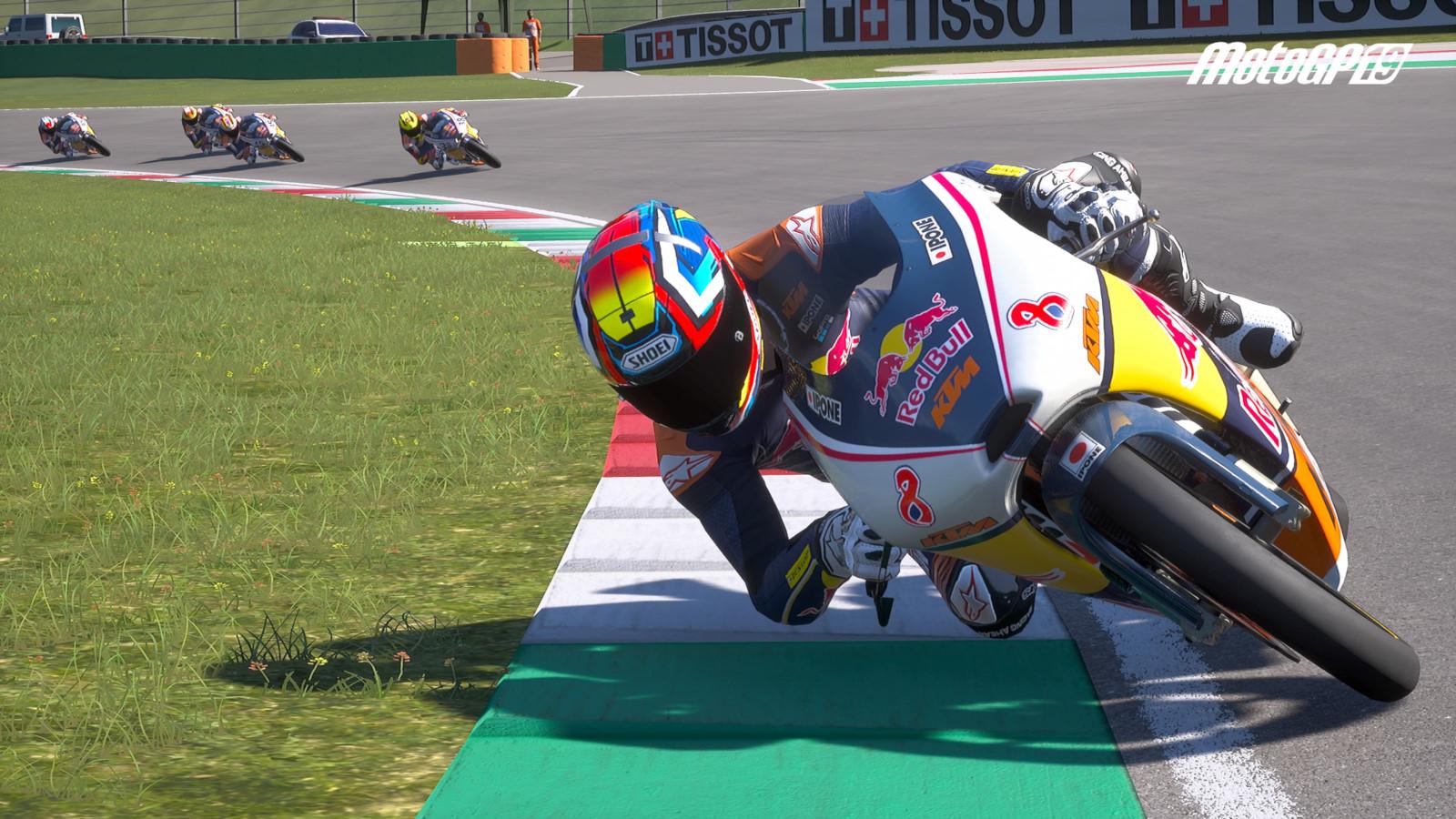 MotoGP19 PS4 Test 008