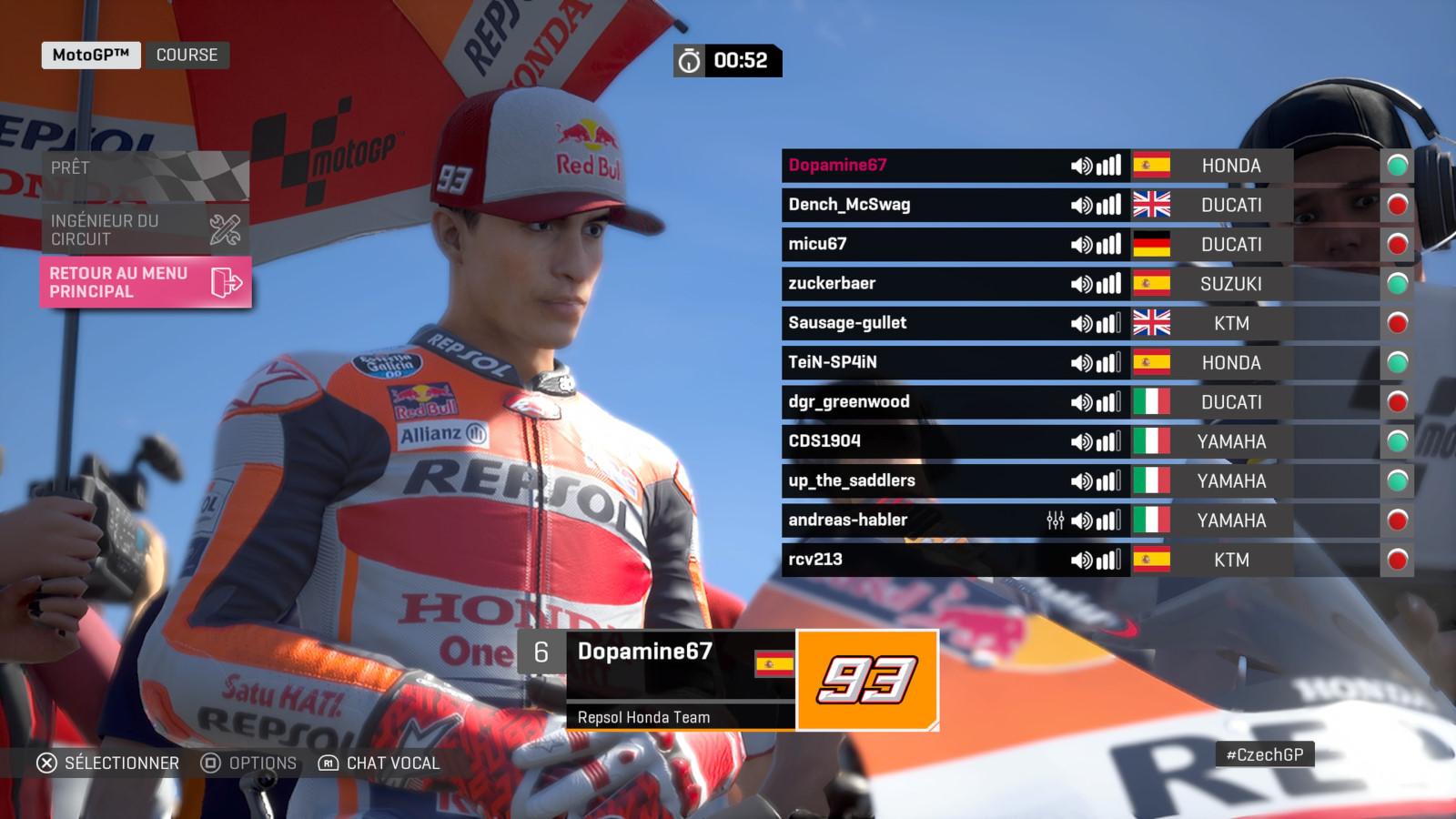 MotoGP19 PS4 Test 026