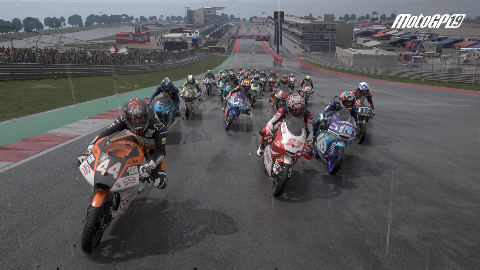 MotoGP19 PS4 Test 030