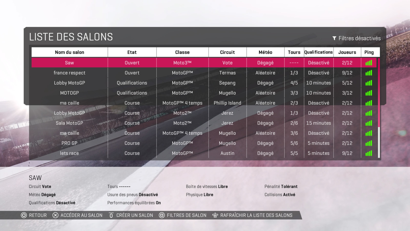 MotoGP19 PS4 Test 033