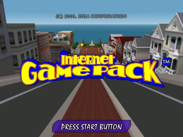 Internet Game Pack