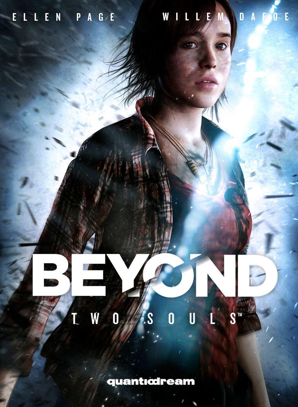 Beyond-TwoSouls PC Jaquette 001