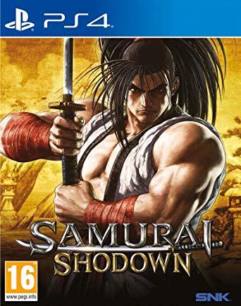 SamuraiShodown PS4 Jaquette 001