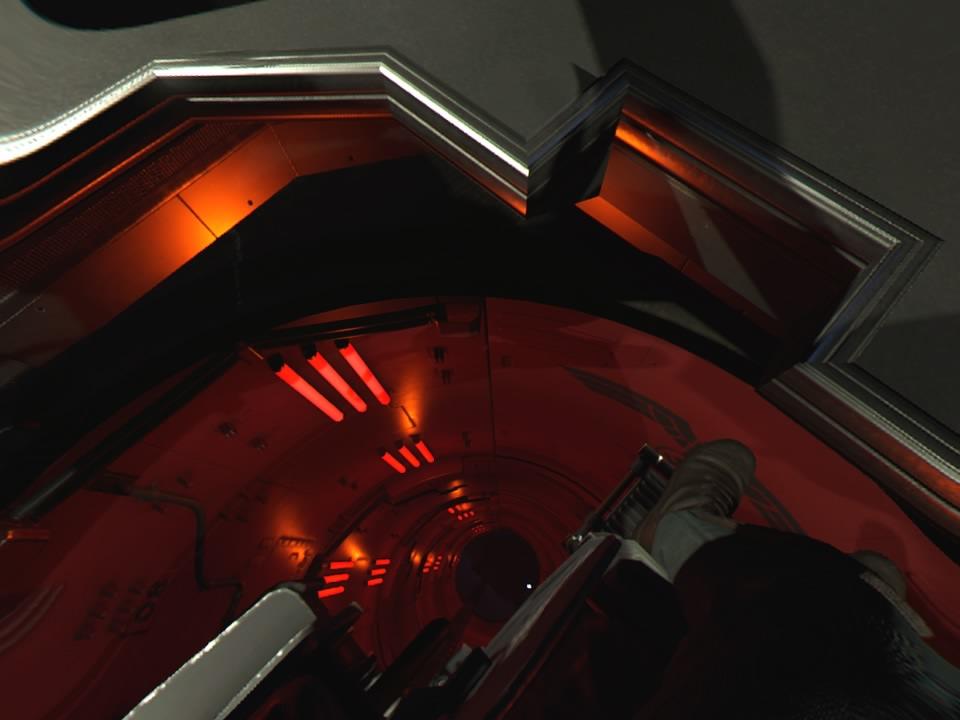 Wolfenstein-Cyberpilot PS VR Test 001