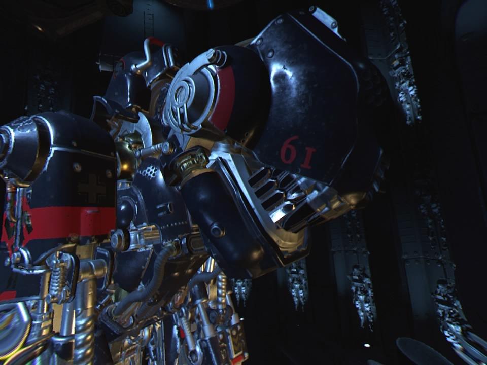 Wolfenstein-Cyberpilot PS VR Test 004