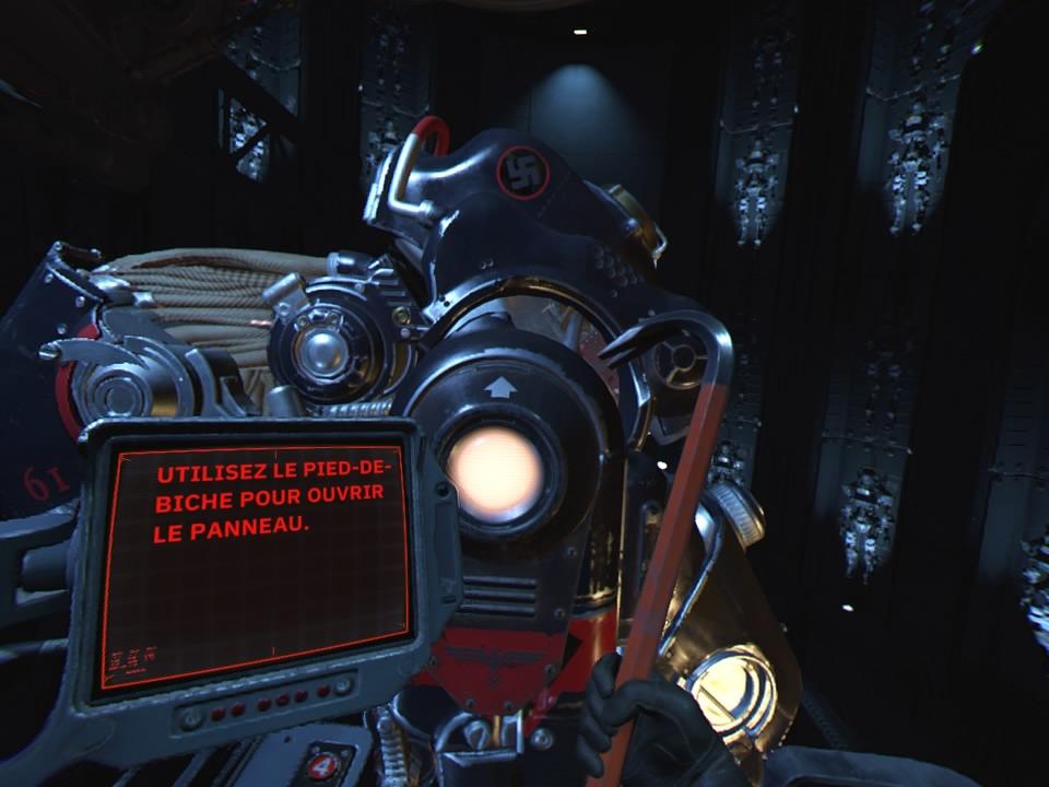 Wolfenstein-Cyberpilot PS VR Test 005