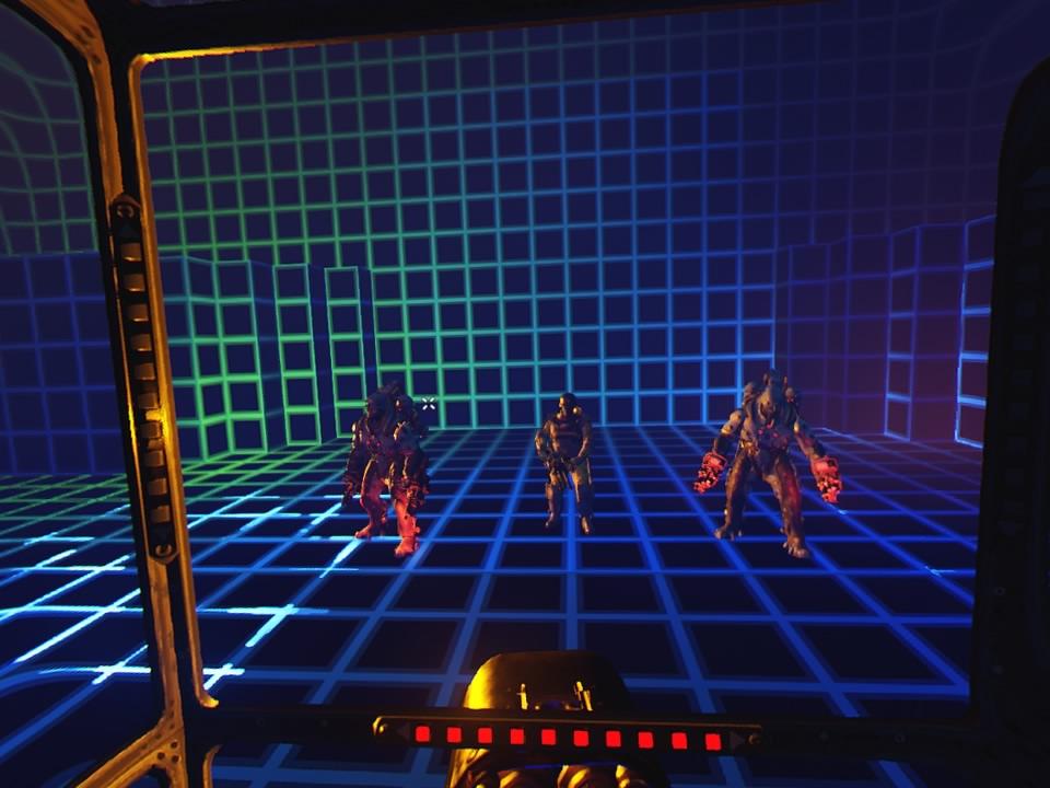 Wolfenstein-Cyberpilot PS VR Test 006