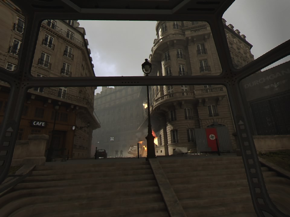 Wolfenstein-Cyberpilot PS VR Test 011