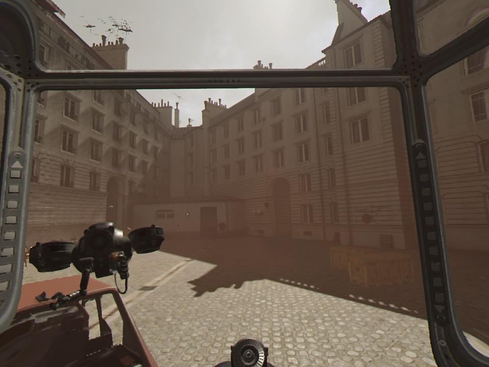 Wolfenstein-Cyberpilot PS VR Test 014