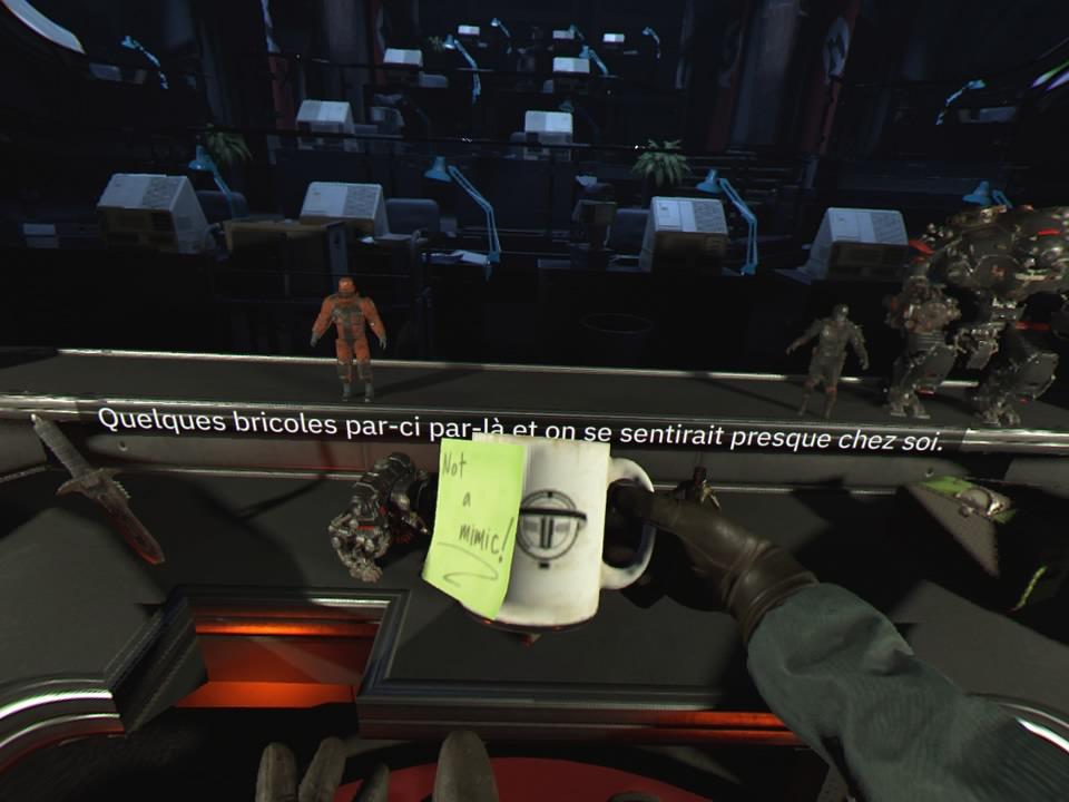 Wolfenstein-Cyberpilot PS VR Test 026
