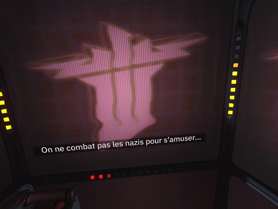 Wolfenstein-Cyberpilot PS VR Test 027