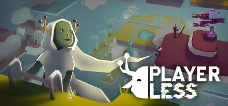 Playerless-OneButtonAdventure PC Jaquette 001
