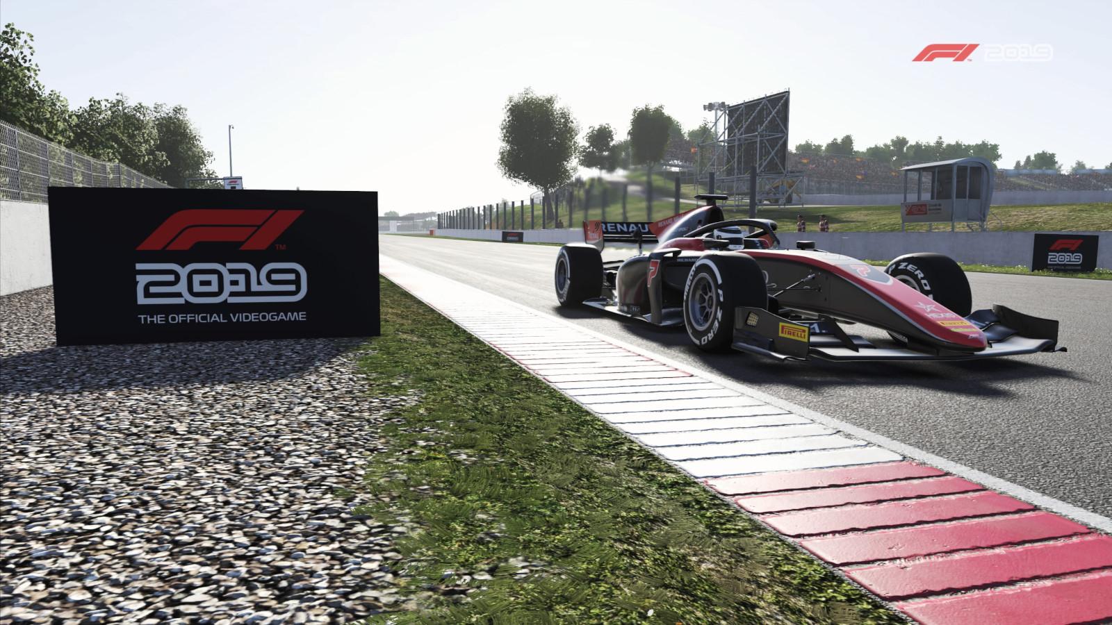 F12019 PS4 Test 005