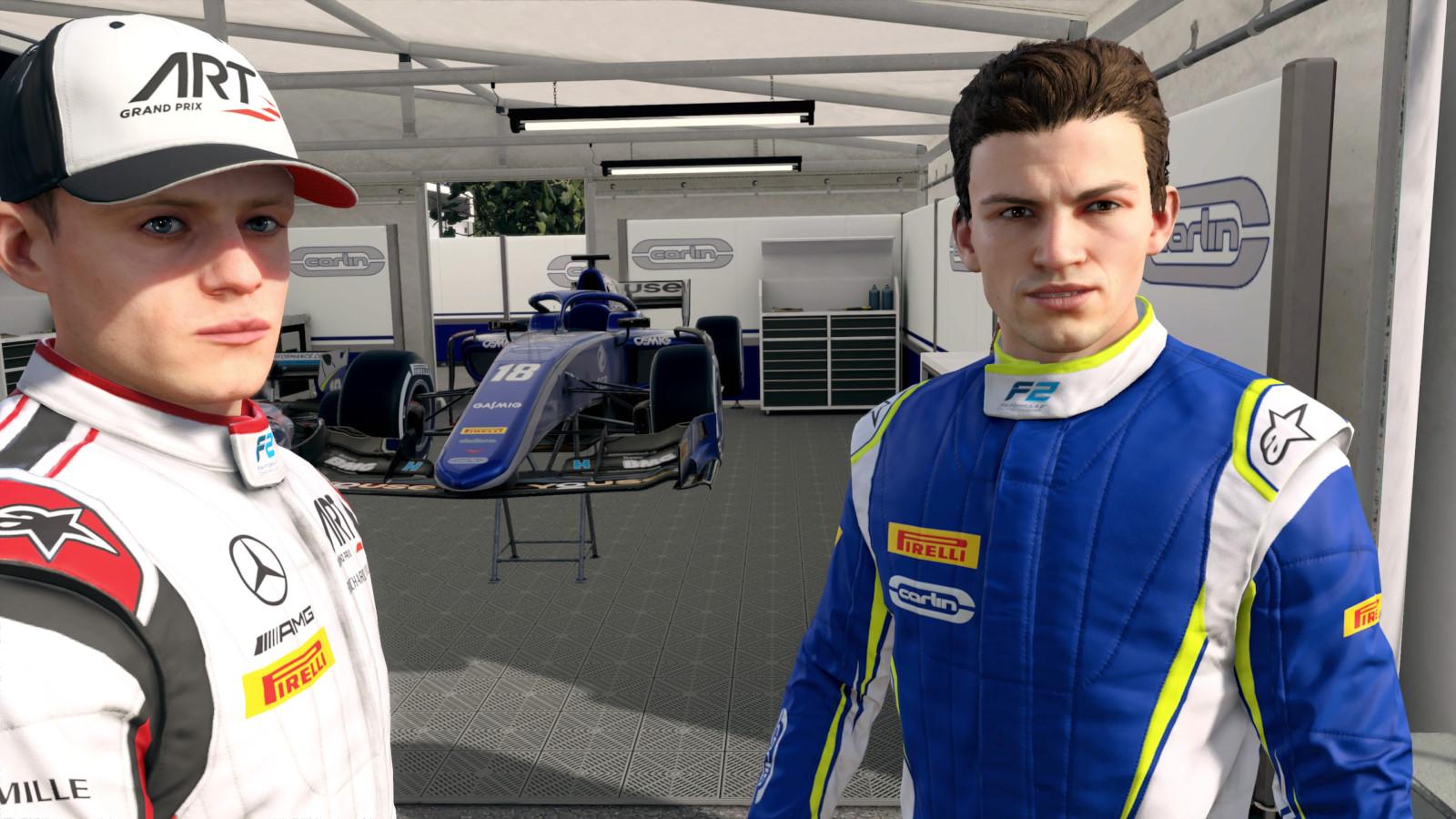F12019 PS4 Test 009