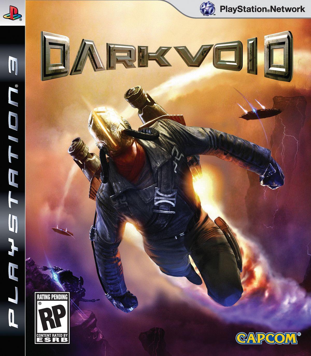 DarkVoid PS3 Jaquette