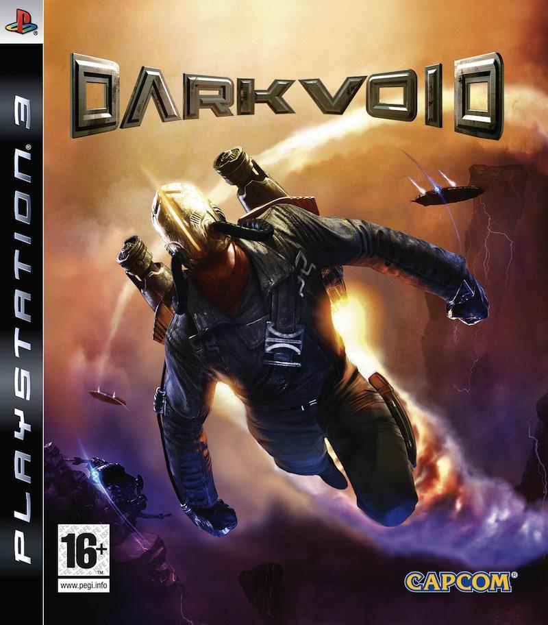 DarkVoid PS3 Jaquette01