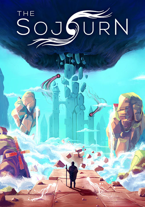 TheSojourn PS4 Jaquette 001