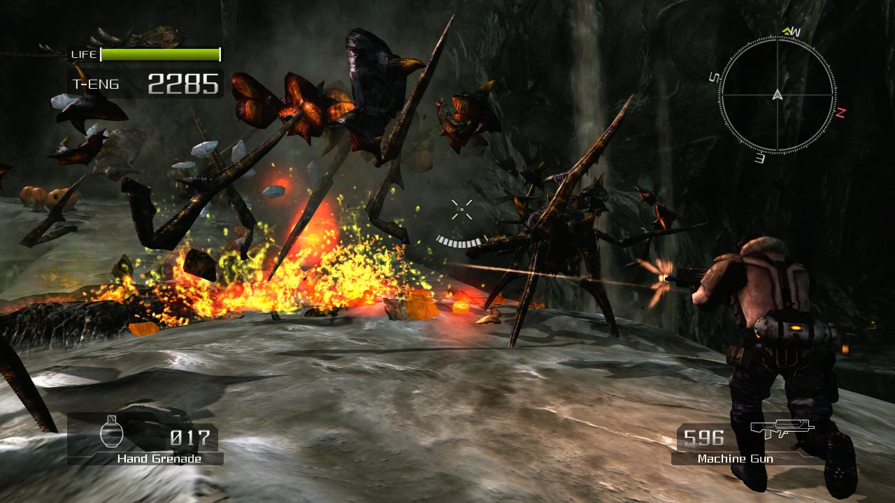 LostPlanet PS3 Editeur 051