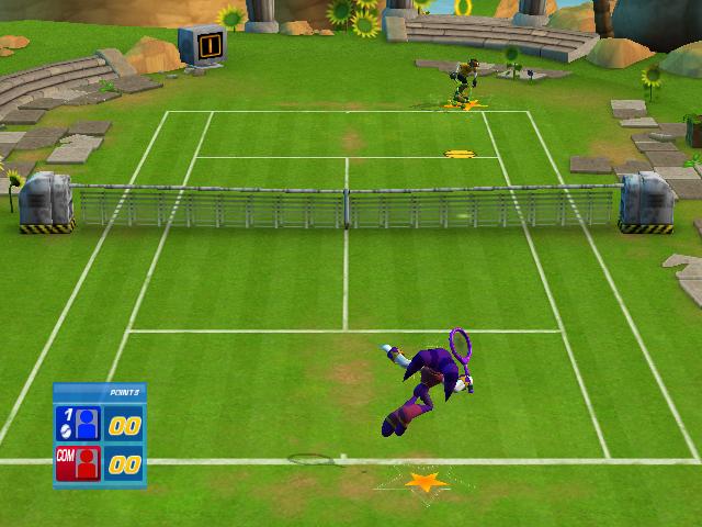 Sega Superstars Tennis PS2 Edit 004