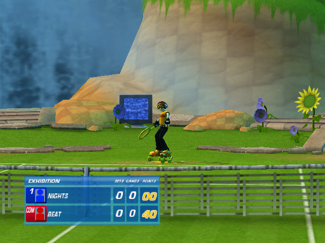 Sega Superstars Tennis PS2 Edit 006