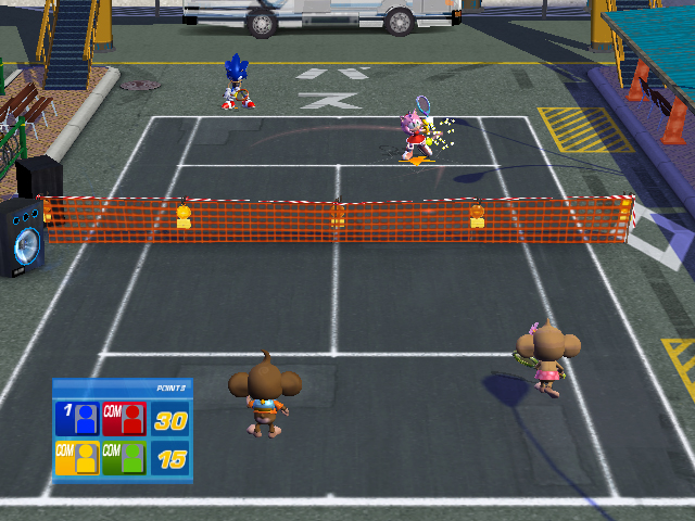 Sega Superstars Tennis PS2 Edit 010