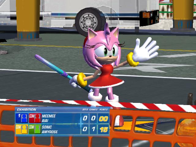 Sega Superstars Tennis PS2 Edit 011