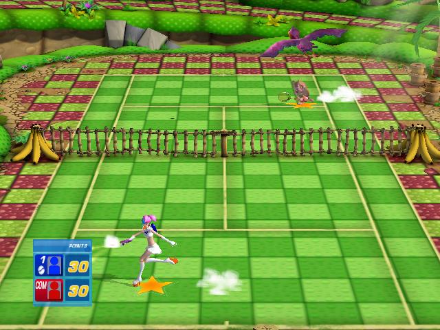 Sega Superstars Tennis PS2 Edit 015