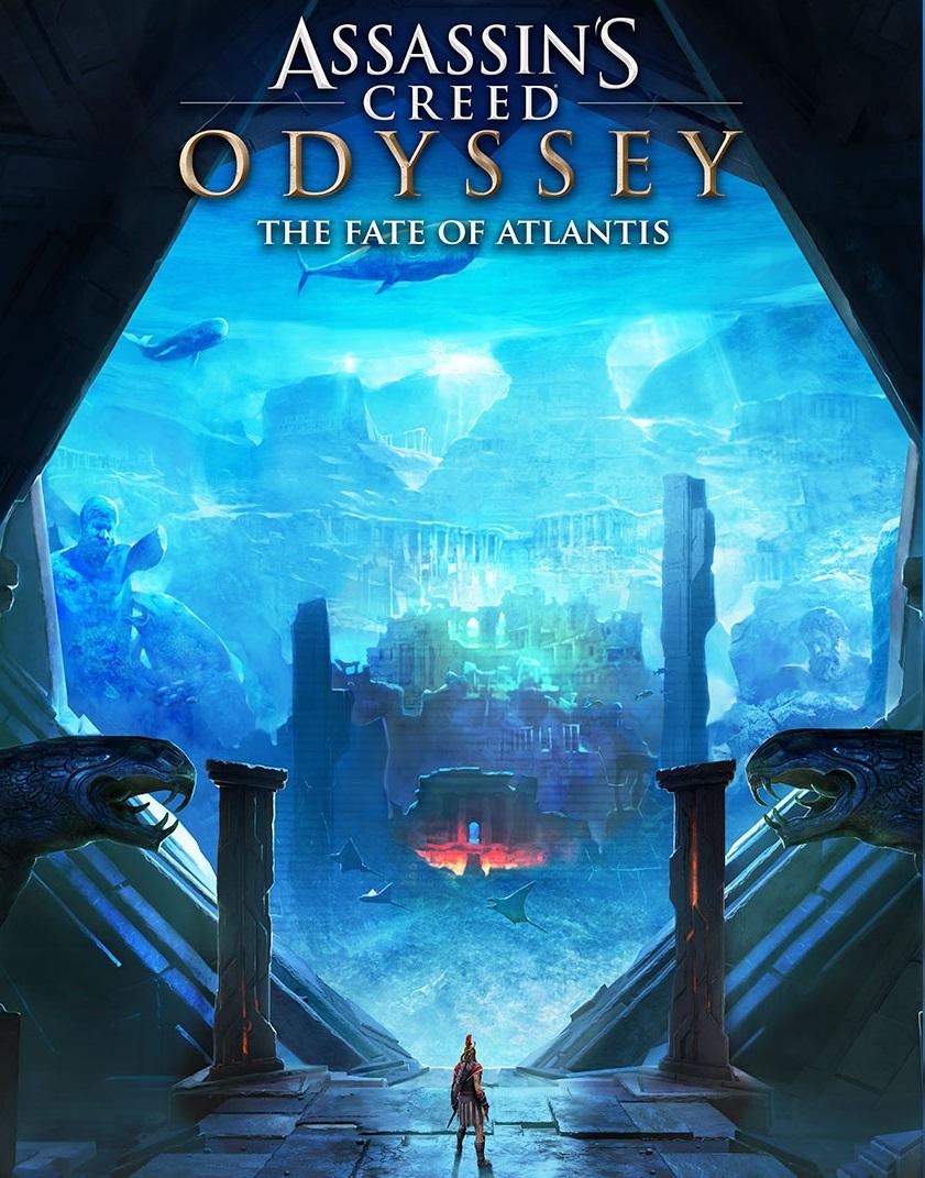 Assassin's Creed Odyssey : Le Sort de l'Atlantide - Les Champs de l'Elysée