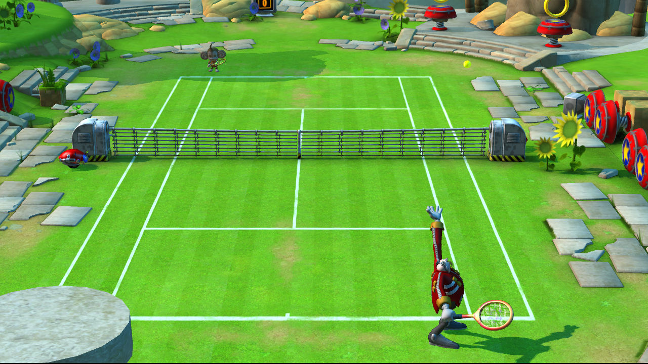 Sega Superstars Tennis Edit 027