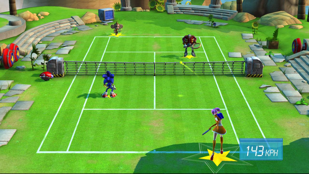 Sega Superstars Tennis Edit 031
