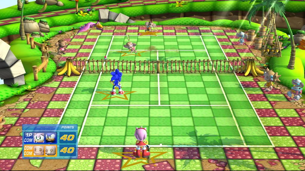 Sega Superstars Tennis X360 Edit 060