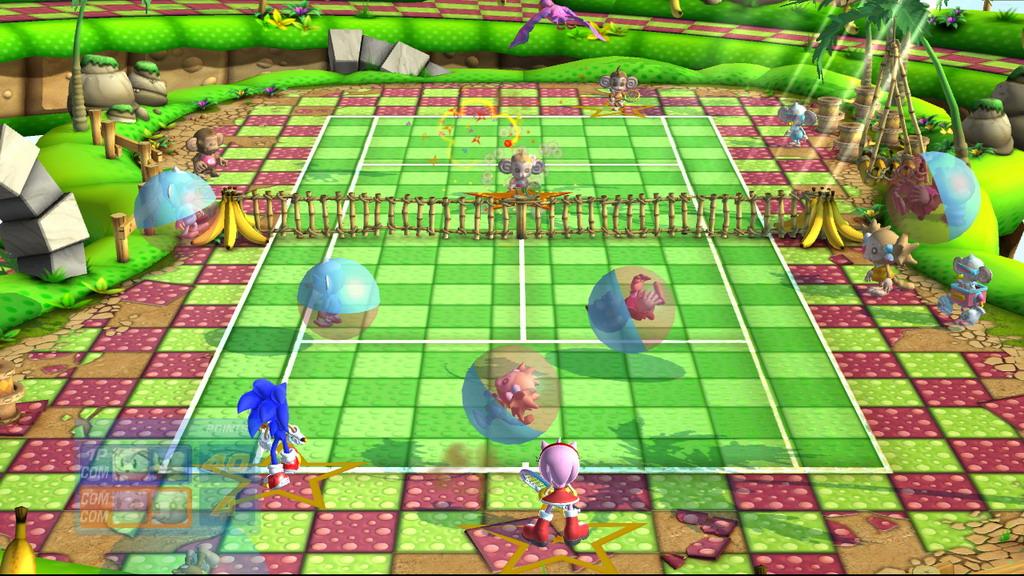 Sega Superstars Tennis X360 Edit 064