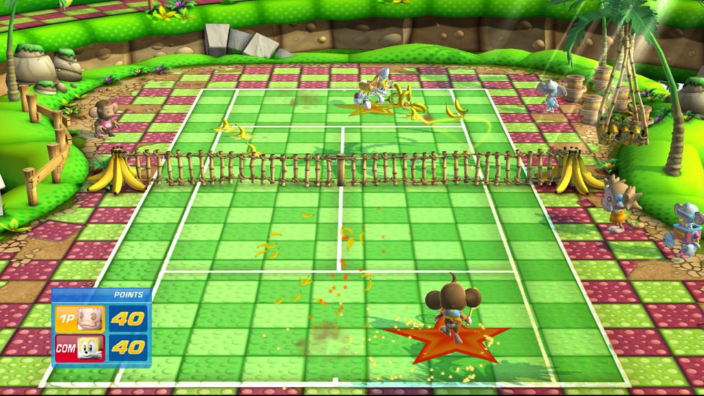 Sega Superstars Tennis X360 Edit 075