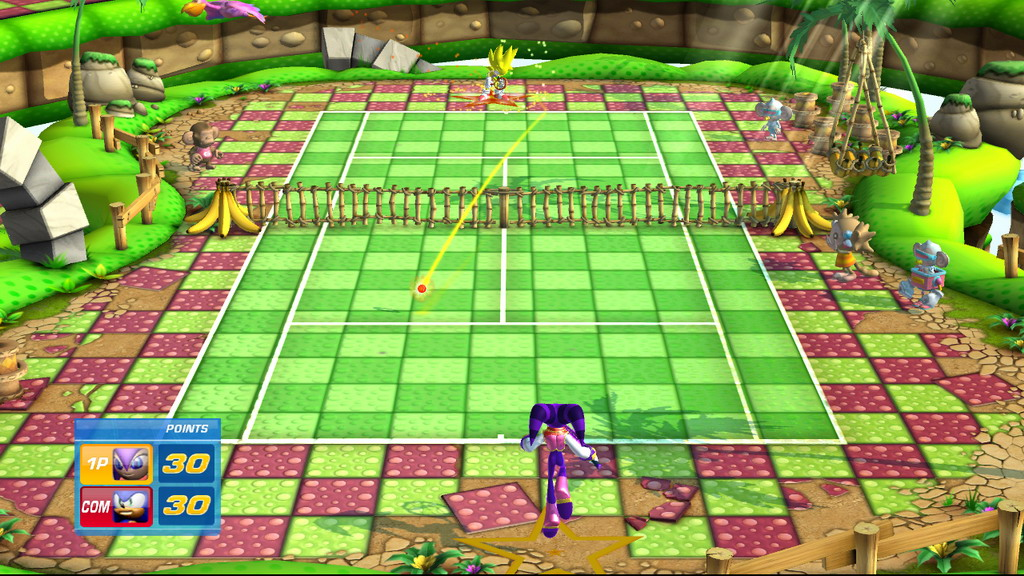 Sega Superstars Tennis X360 Edit 081