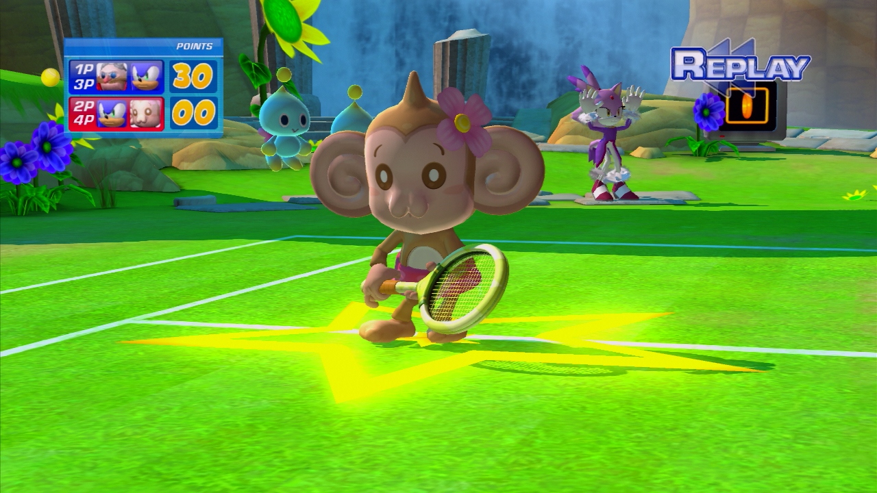 Sega Superstars Tennis X360 Edit 085