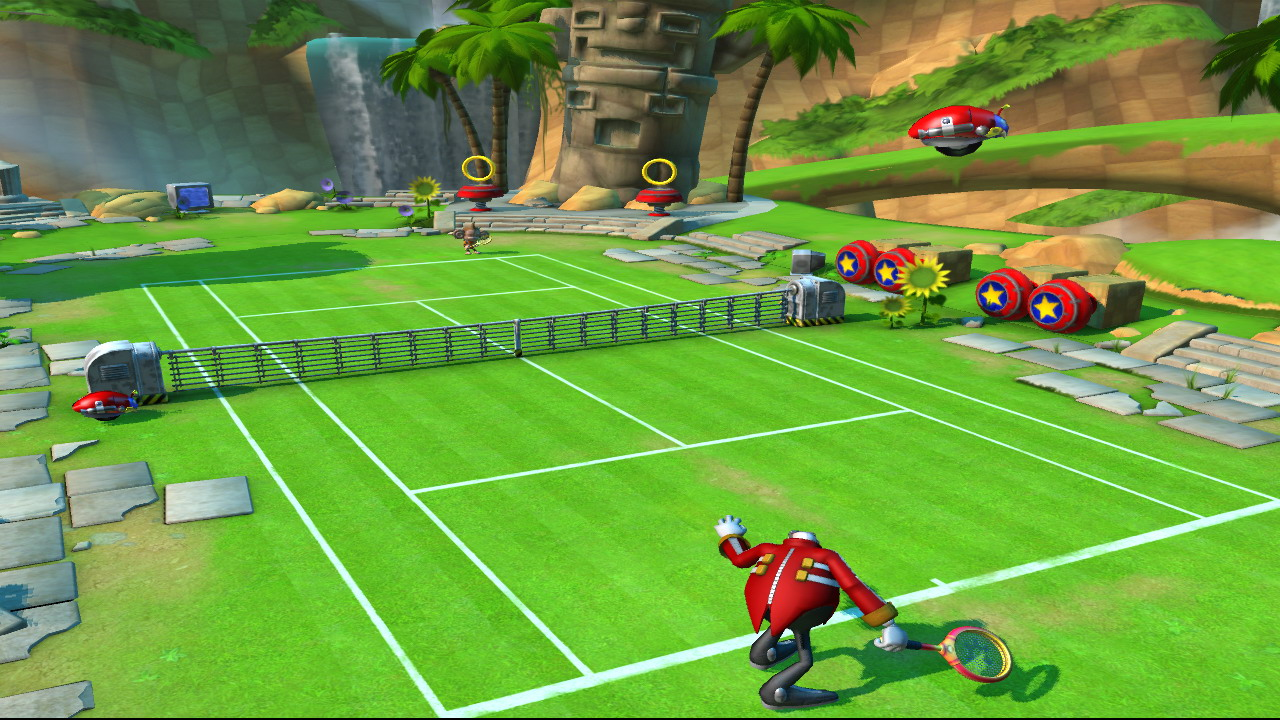 Sega Superstars Tennis Edit 007