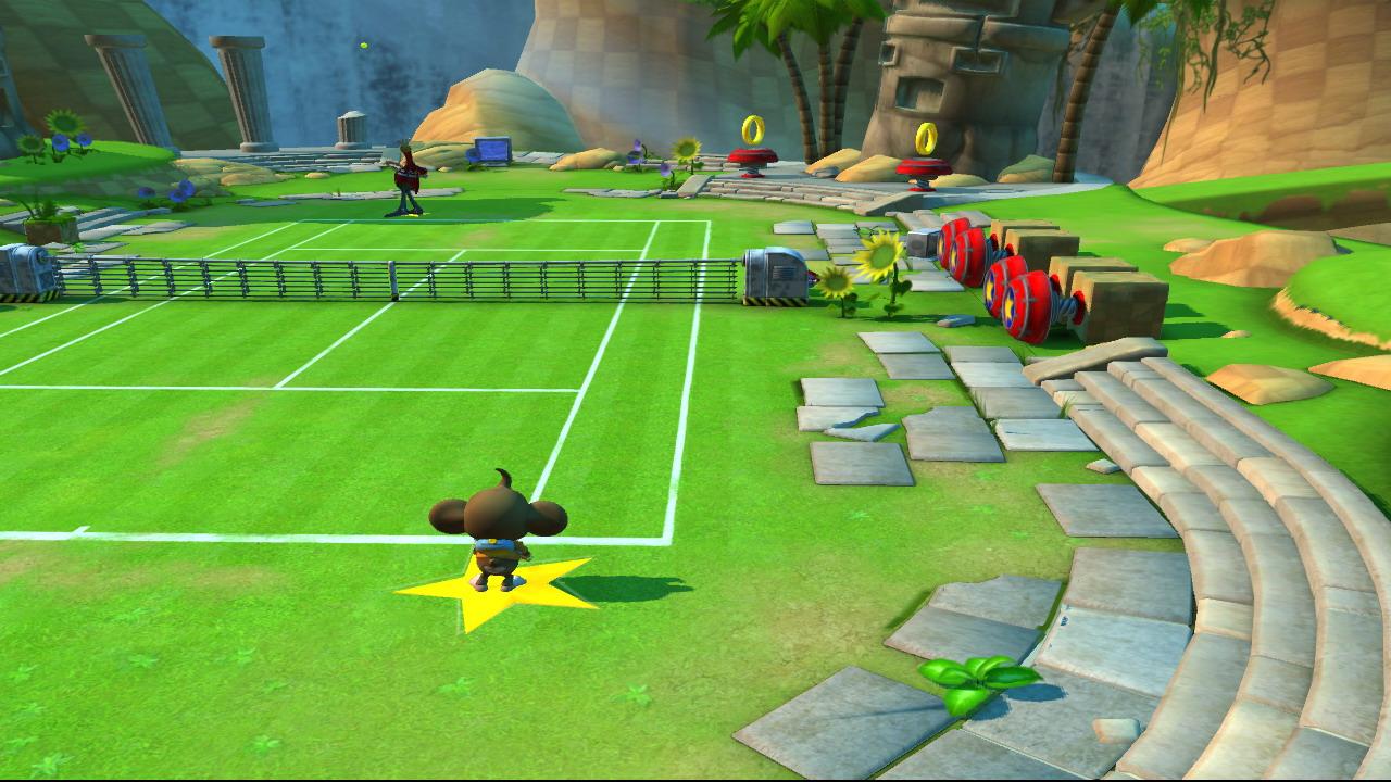 Sega Superstars Tennis Edit 008