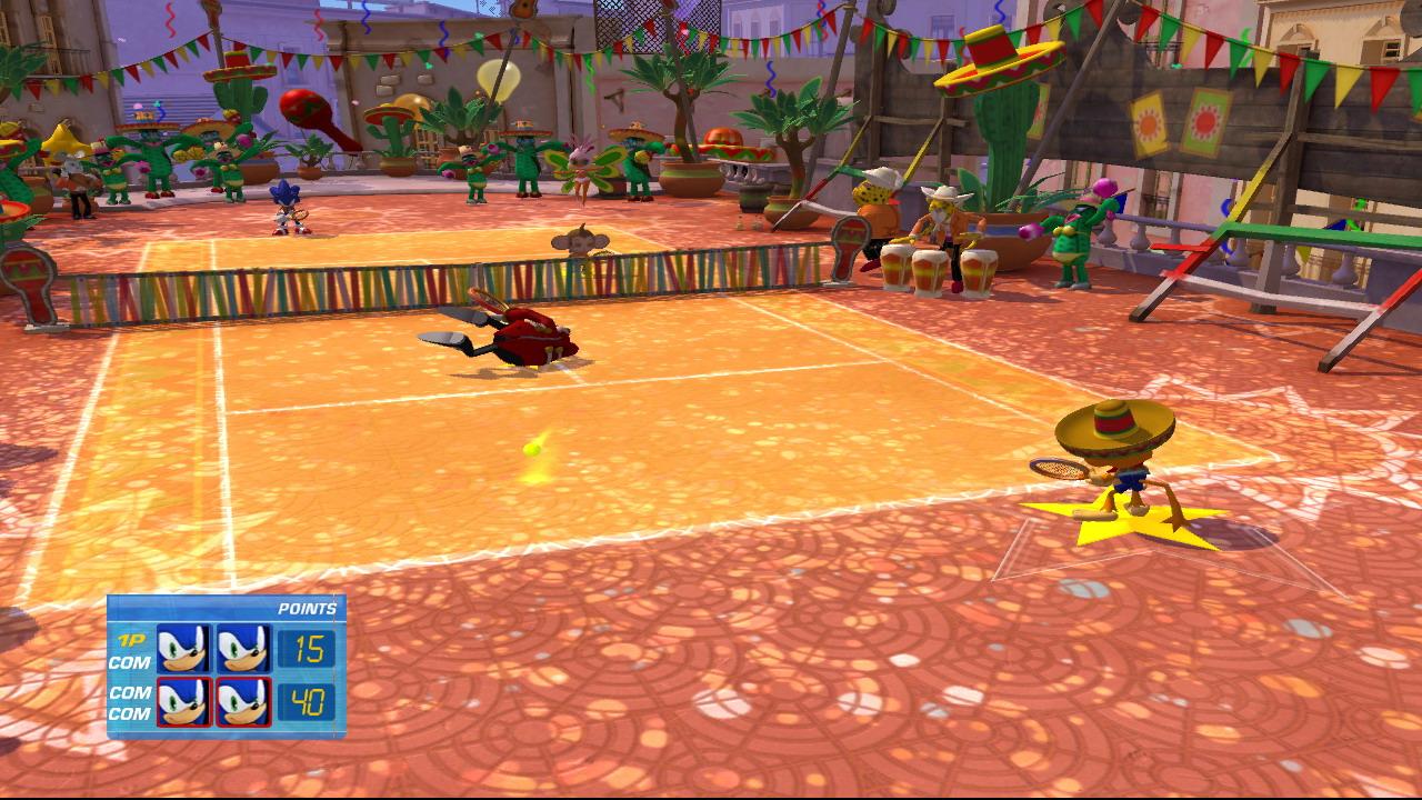 Sega Superstars Tennis Edit 011