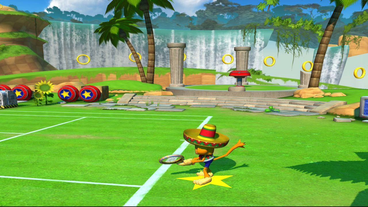 Sega Superstars Tennis Edit 017