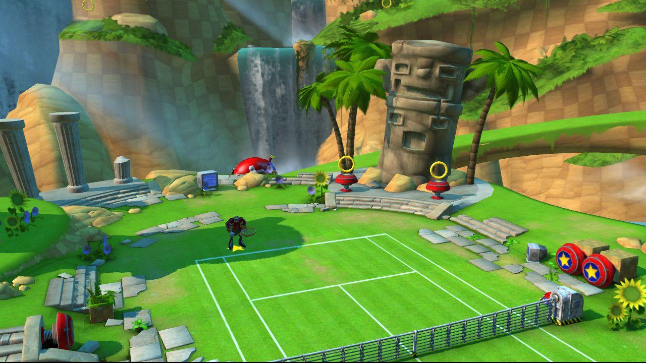 Sega Superstars Tennis Edit 020