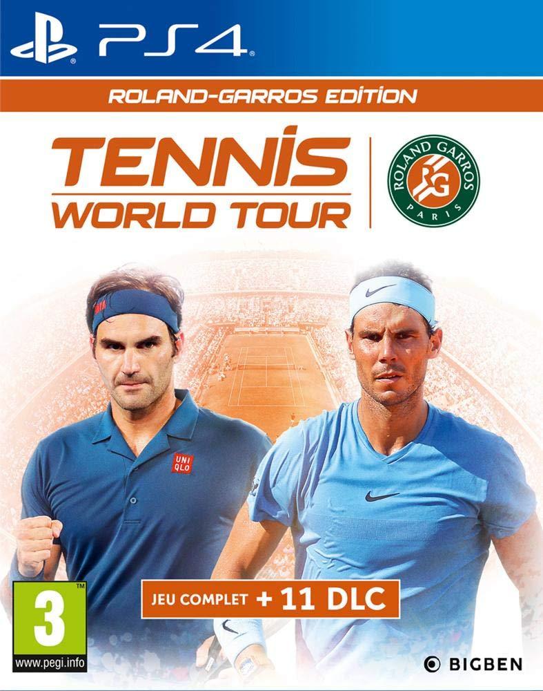 Tennis World Tour : Roland Garros Edition
