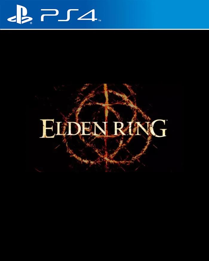 EldenRing PS4 Jaquette 001