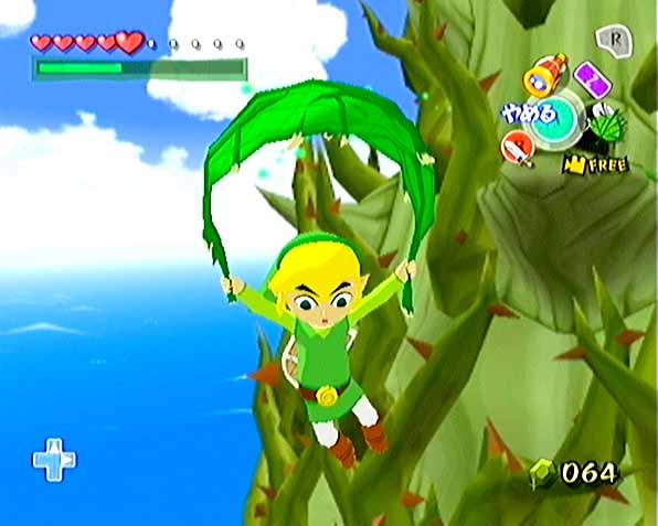 Zelda WindWaker Editeur 013