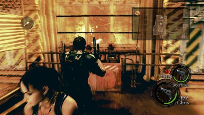 ResidentEvil5 Switch Test 003